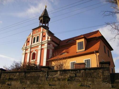 Z dějin evangelického kostela v Rumburku